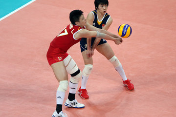 Xian Zhang Olympics Day 11 - Volleyball