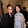 Xiao Wen Ju Net-A-Porter x Next In Fashion Launch Event
