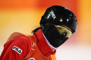Xin Zhang Freestyle Skiing - Winter Olympics Day 7