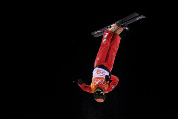 Xin Zhang Freestyle Skiing - Winter Olympics Day 6