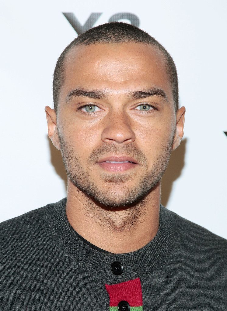 Jesse Williams In Y 3 10th Anniversary Collection