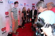 Shawn Mendes attends Y100's Jingle Ball Village, Y100's Jingle Ball 2014 official pre-show at BB&T Center on December 21, 2014 in Miami, FL.