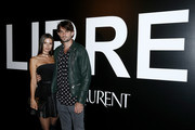 Brittany Levy and Conor Kennedy attend the YSL Beauty LIBRE Launch on September 09, 2019 in New York City.