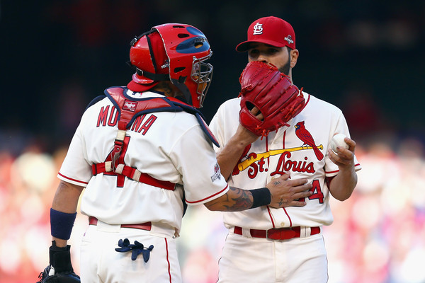 Division Series - Chicago Cubs v St Louis Cardinals - Game Two []