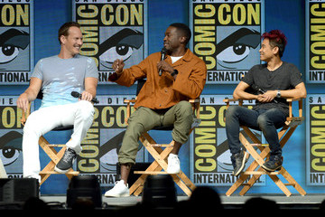 Yahya Abdul-Mateen II Comic-Con International 2018 - Warner Bros. Theatrical Panel