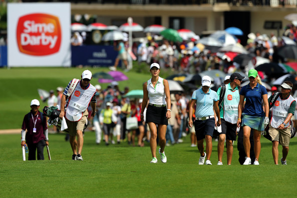 Sime Darby LPGA - Day One
