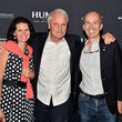 Yann Arthus Bertrand Global Screening of the 'Human' Film at the United Nations, General Assembly Hall - Arrivals