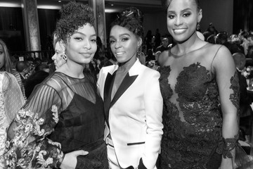 Yara Shahidi Janelle Monae Essence Black Women In Hollywood Awards - Inside