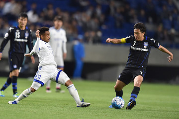 Yasuhito Endo Gamba Osaka v Suwon Samsung Blue Wings - AFC Champions League Group G