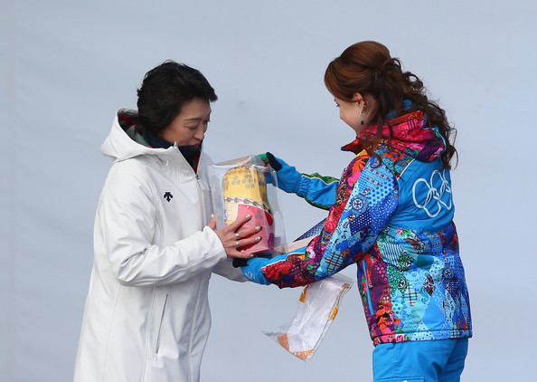 Japan Team Welcome Ceremony