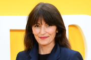 """Davina McCall attends the UK Premiere of """"Yesterday"""" at Odeon Luxe Leicester Square on June 18, 2019 in London, England."""