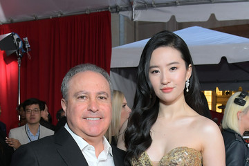 "Yifei Liu Los Angeles World Premiere Of Disney's ""Mulan"""