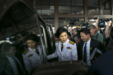 Yingluck Shinawatra Thailand's General Elections Set for February 2nd