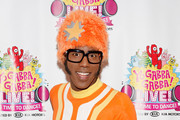"Musician Lance Robertson aka ""DJ Lance Rock"" attends the Yo Gabba Gabba! Live! 2011 Tour at The Beacon Theatre on October 15, 2011 in New York City."