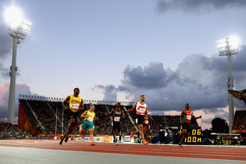 Yohan Blake Athletics - Commonwealth Games Day 4