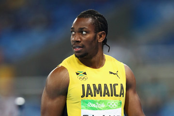 Yohan Blake Athletics - Olympics: Day 12