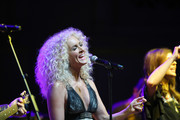 """Kimberly Schlapman of Little Big Town performs onstage during CASH FEST In Celebration Of YouTube Originals Documentary """"THE GIFT: THE JOURNEY OF JOHNNY CASH"""" at War Memorial Auditorium on November 10, 2019 in Nashville, Tennessee."""