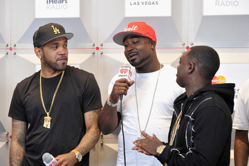 Young Buck 2014 iHeartRadio Music Festival - Night 2 - Backstage