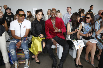 Young Paris Bibhu Mohapatra - Front Row - September 2019 - New York Fashion Week: The Shows