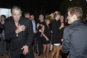 Eric Braeden and Christian Leblanc attend 'The Young and the Restless' party marking the 40th anniversary of the TV series, at Monte-Carlo Bay Resort Hotel on June 10, 2013 in Monte-Carlo, Monaco.