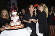 Christian Leblanc and Sharon Case attend 'The Young and the Restless' party marking the 40th anniversary of the TV series, at Monte-Carlo Bay Resort Hotel on June 10, 2013 in Monte-Carlo, Monaco.