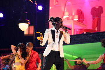 Young Thug 61st Annual Grammy Awards - Inside