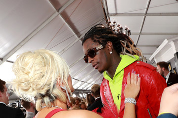 Young Thug 61st Annual Grammy Awards - Red Carpet