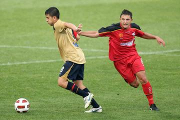 Kaz Patafta Youth League Rd 6 - Adelaide v Jets