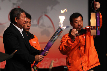 Ng Ser Miang Youth Olympic Flame Tours Auckland - Day Three