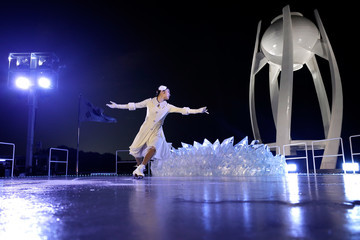 Yu-Na Kim 2018 Winter Olympic Games - Opening Ceremony