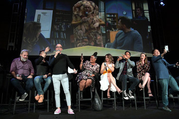 Yvette Nicole Brown Danny Pudi Vulture Festival Presented By AT&T - Day 2