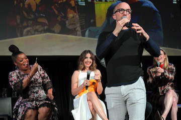 Yvette Nicole Brown Jim Rash Vulture Festival Presented By AT&T - Day 2