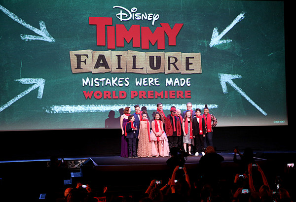"Premiere of Disney's ""Timmy Failure: Mistakes Were Made"""