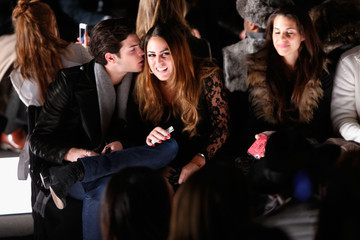 Yvette Prieto Rebecca Minkoff - Front Row - Fall 2013 Mercedes-Benz Fashion Week