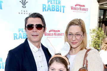Yvonne Boismier Phillips 'Peter Rabbit' Movie Premiere Sponsored by Cost Plus World Market