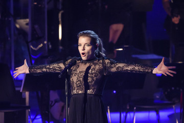 Yvonne Catterfeld 'The Voice of Germany' Finals