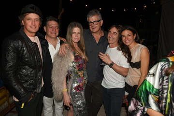 Yvonne Force Villareal White Cube And Soho Beach House Party With Bombay Sapphire During Art Basel Miami 2018