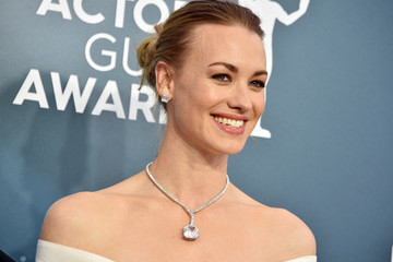 Yvonne Strahovski 26th Annual Screen Actors Guild Awards - Arrivals
