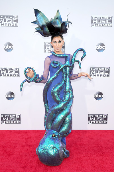 2015 American Music Awards - Arrivals []