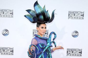 Z-LaLa 2015 American Music Awards - Arrivals