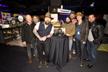 Zac Brown 60th Annual GRAMMY Awards - The MusiCares Talent Greenroom Presented By Conagra Brands