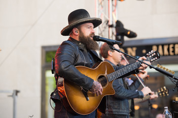 "Zac Brown Band NBC's ""Today"" Season 66"