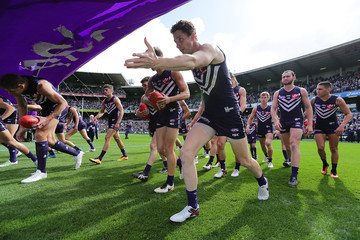 Zac Dawson AFL Rd 23 - Fremantle v Western Bulldogs