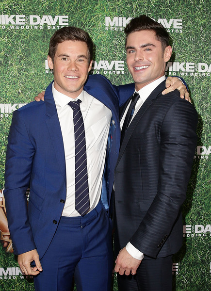 'Mike And Dave Need Wedding Dates' Fan Premiere - Arrivals