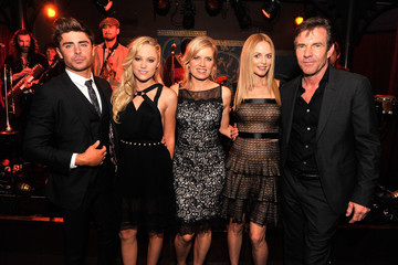 """Zac Efron Dennis Quaid """"At Any Price"""" - After Party - 2013 Tribeca Film Festival"""