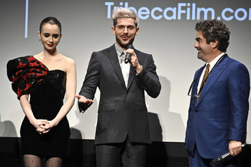 Zac Efron Netflix's 'Extremely Wicked, Shockingly Evil and Vile' - Tribeca Film Festival Premiere