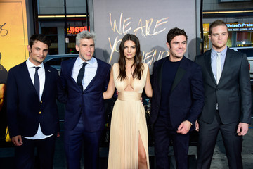 Zac Efron Stars Arrive to the Premiere of Warner Bros. Pictures' 'We Are Your Friends'