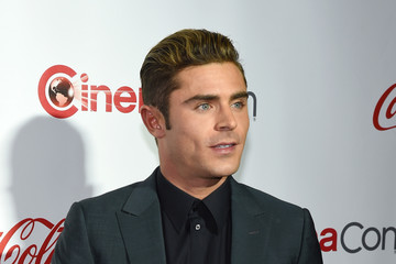 Zac Efron CinemaCon 2016 - The CinemaCon Big Screen Achievement Awards Brought To You By The Coca-Cola Company - Red Carpet