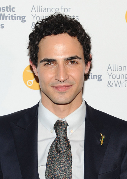 Zac posen pictures 2013 alliance for young artists amp writers benefit