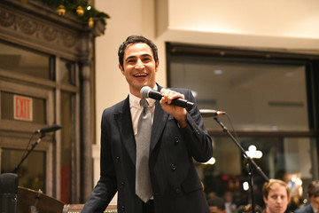 Zac Posen Brooks Brothers And St Jude Children's Research Hospital Annual Holiday Celebration In New York City
